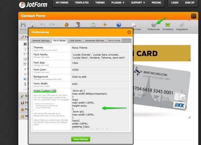 JotForm · Form Builder