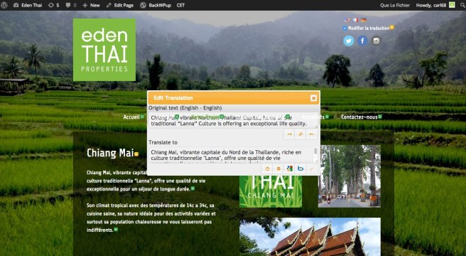 Notre projet | Eden Thai-1